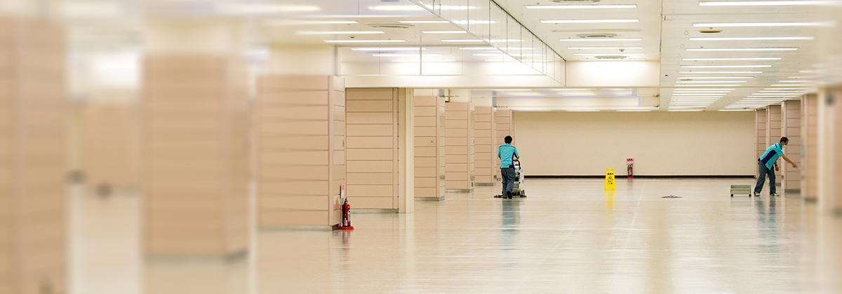Комплексное обслуживание помещений и зданий